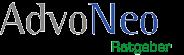 Logo AdvoNeo Ratgeber