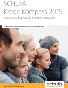 Schufa Kredit Kompass 2015