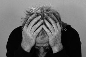 Selbstmord wegen Schulden verzweifelter Mann