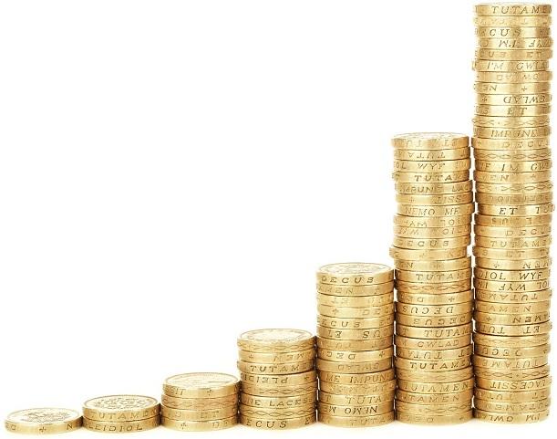Kindergeld 2016 Erhöhung Geld Stapel