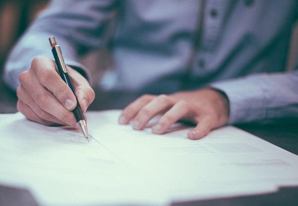 schulden kredit unterschreiben