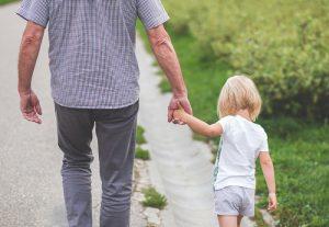 Vater Tochter Scheidung Schulden unterhaltspflichtige Kinder