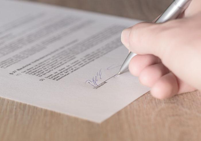 Antrag Unterschrift Pfändung P-Konto