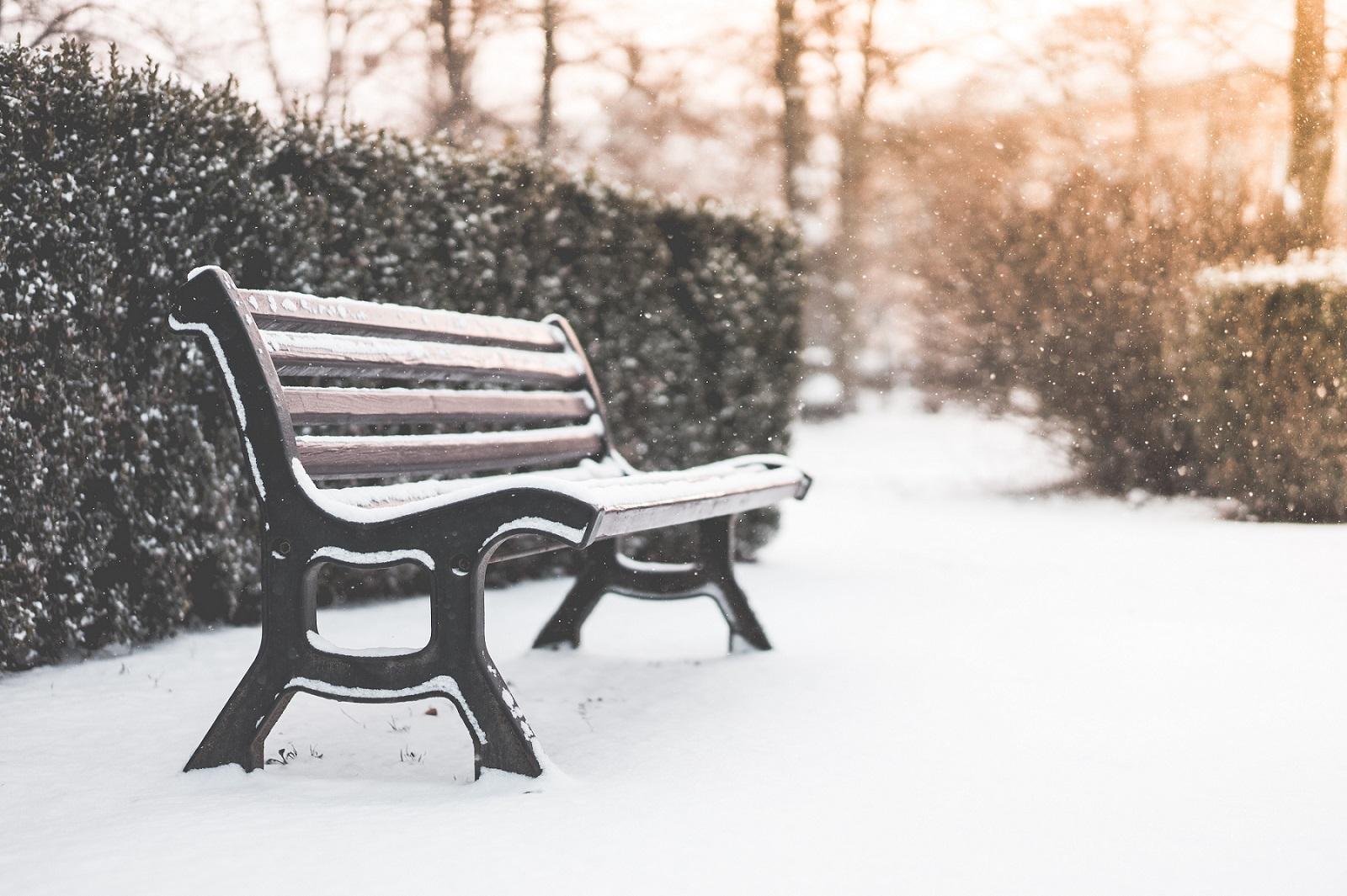 Allein Bank Winter Hinterblieben Witwenrente päendbar